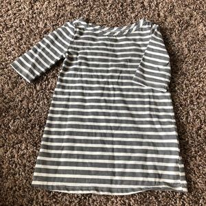 Old navy dress with 1/4 sleeves